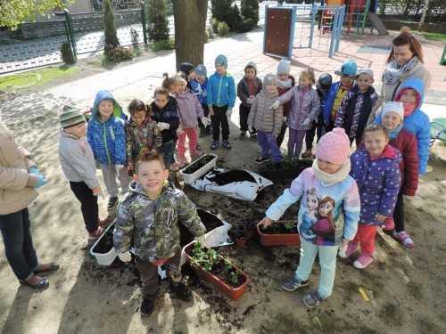 Dzieciaki sadzeniaki 2
