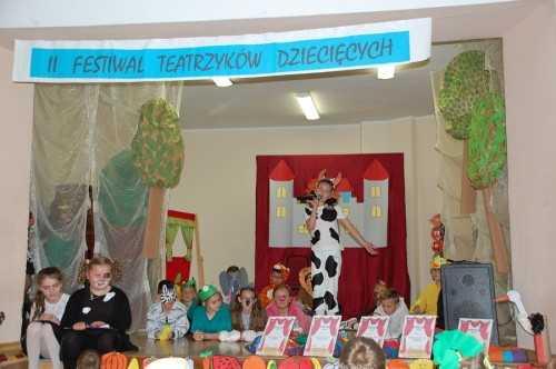 Festiwal teatrzyków 2