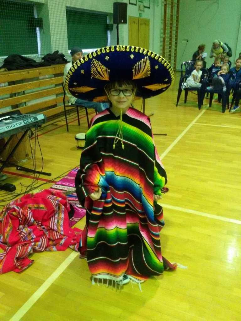 Goście z Peru w naszej szkole