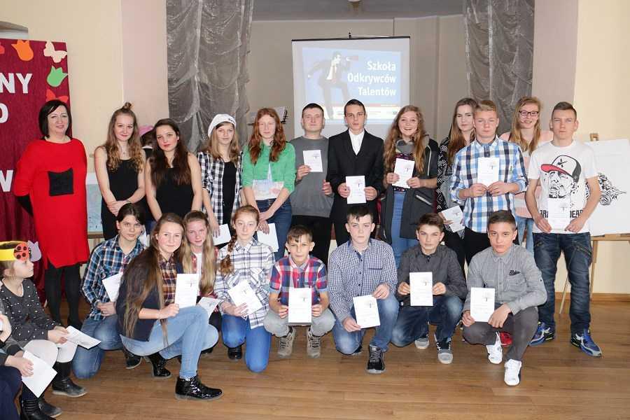 IV Wiosenny przegląd młodych talentów w Jaroszowie