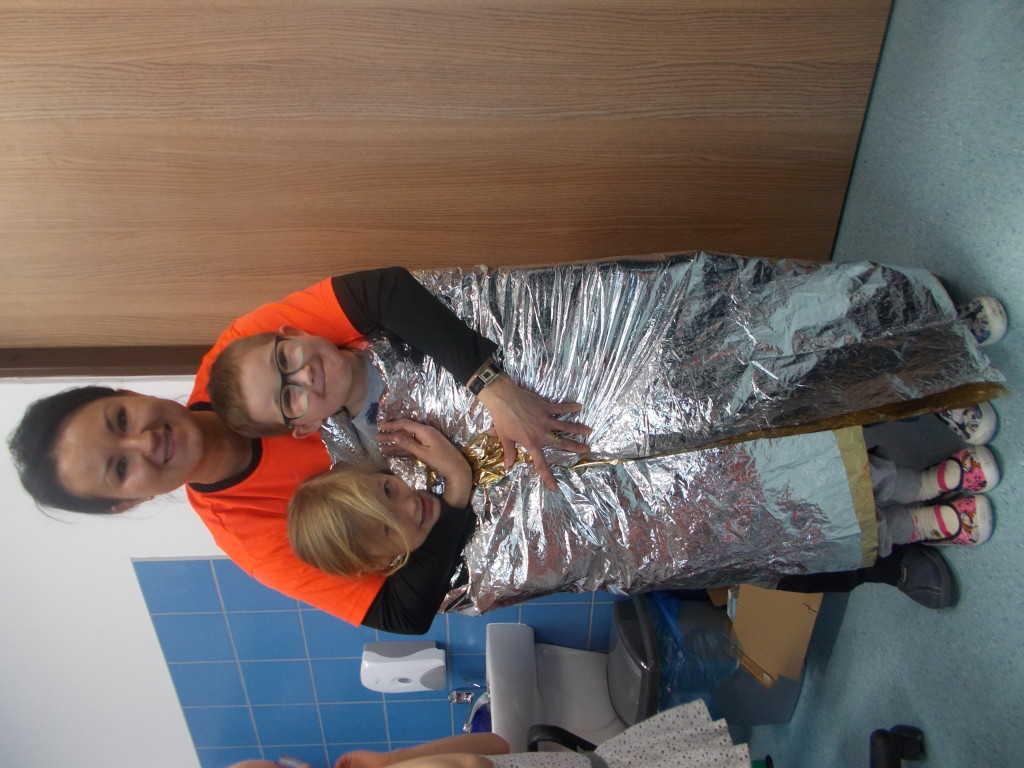 Spotkanie z ratownikiem medycznym – lekcja pierwszej pomocy