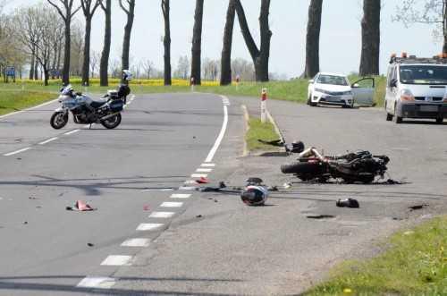 Wypadek motocykl (7)