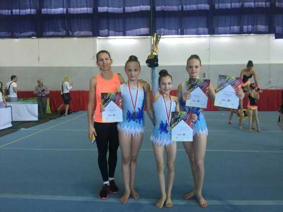Akrobatki na medal