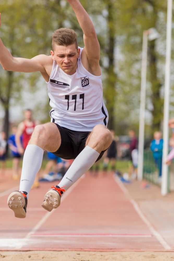 Mateusz Jopek z nowym rekordem życiowym