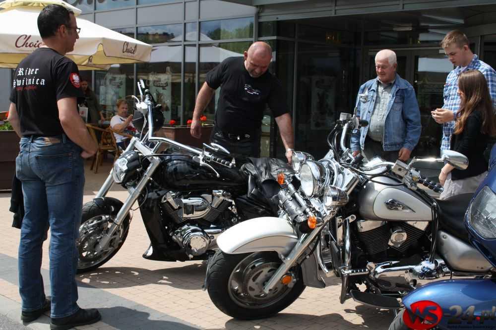 Wielki dar od motocyklistów (FOTO)
