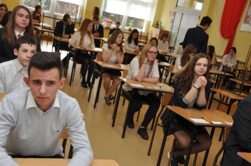 Wyniki egzaminów gimnazjalnych