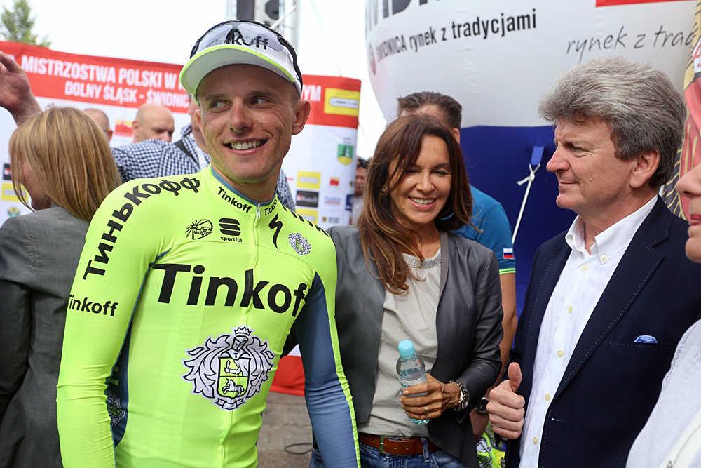 Rafał Majka pierwszym polskim medalistą w Rio!