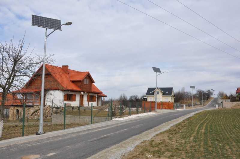 Nowe oświetlenie w gminie