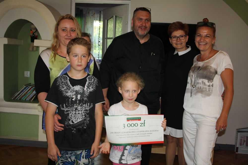 Dzieciaki wygrały 3 tysiące złotych! (FOTO)