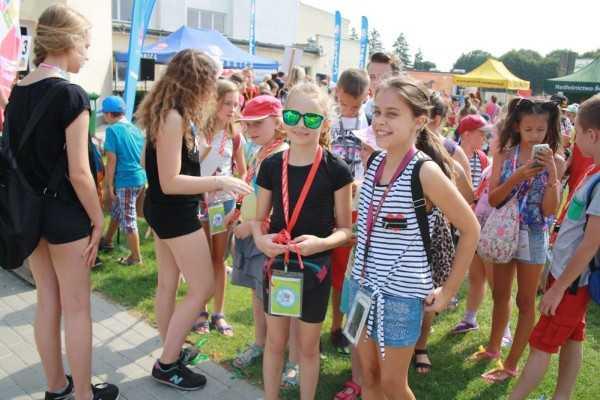 Dzieci rządzą Świdnicą! Trwa drugi turnus (FOTO)