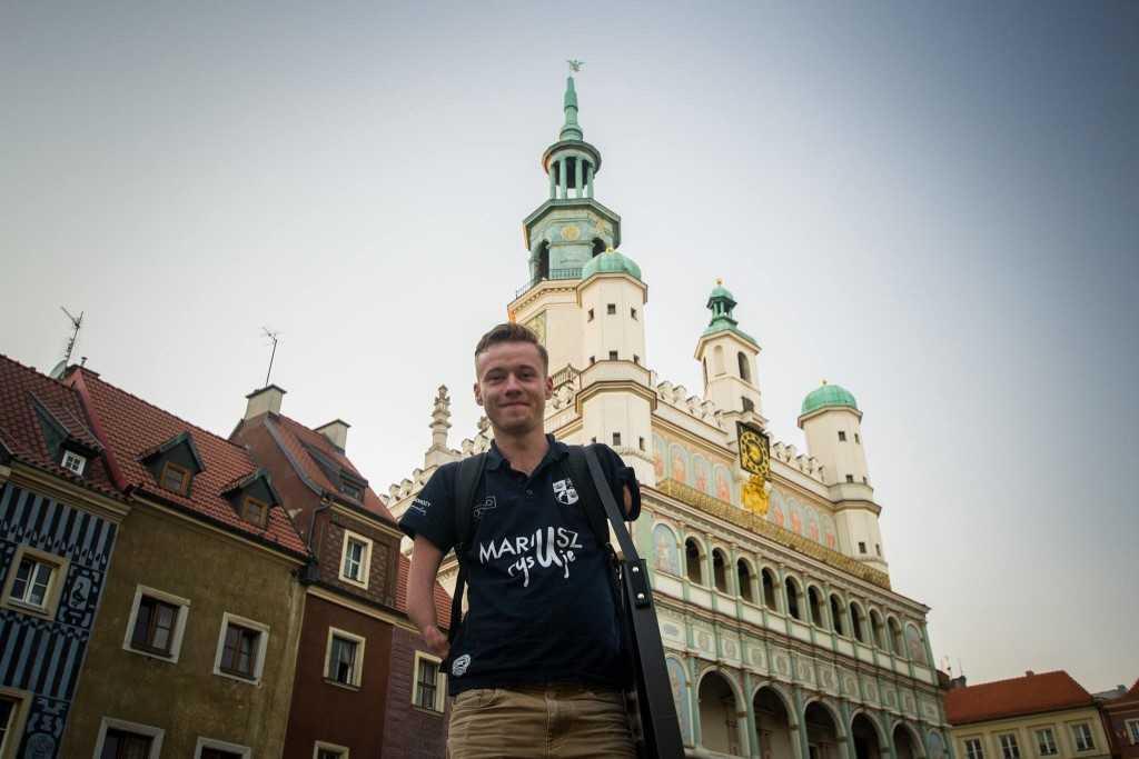 Mariusz Kędzierski wyruszył w Polskę