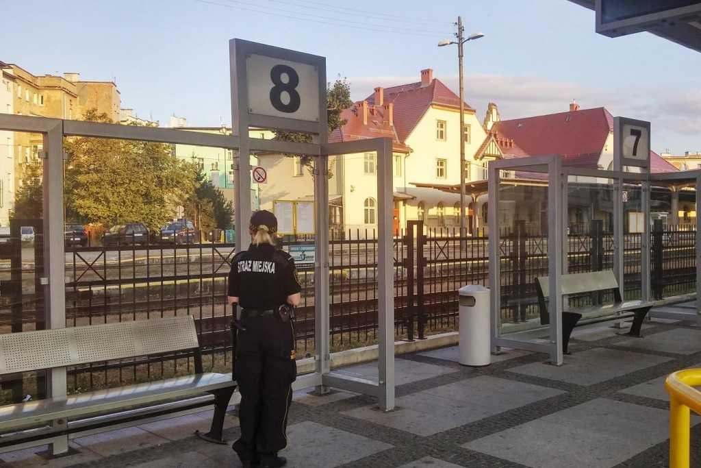 Pierwsze efekty nowej lokalizacji straży miejskiej