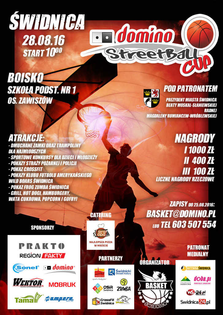 Domino Streetball Cup