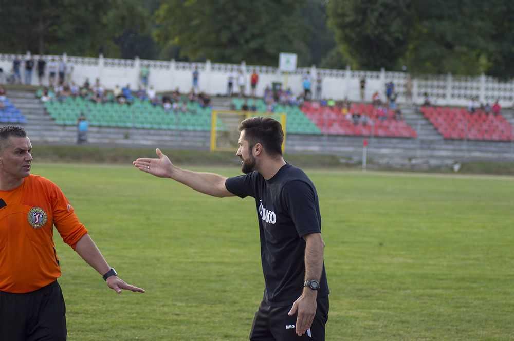 Tomasz Oleksy, trener Polonii-Stali Świdnica: Z każdym rywalem będziemy grali o trzy punkty!