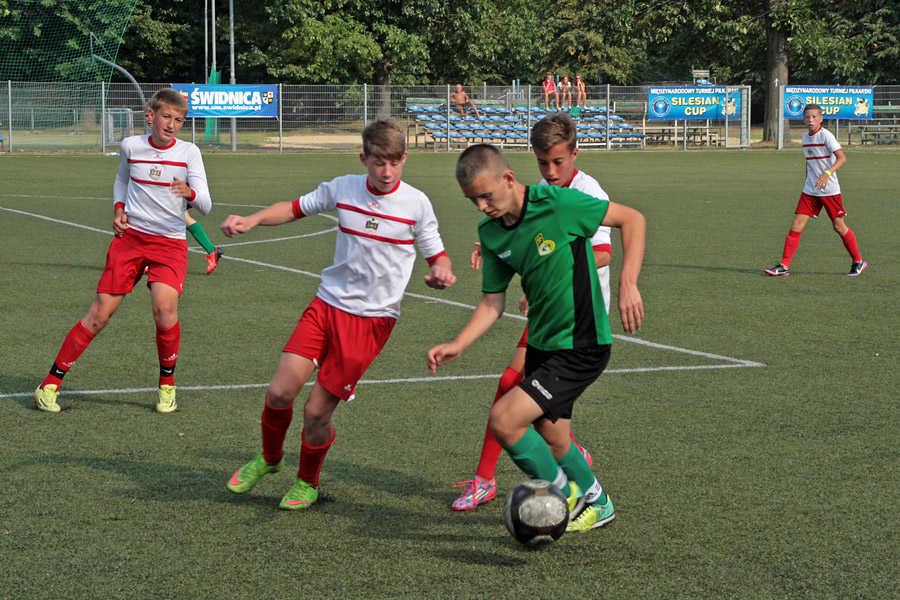 Piłkarskie święto w Świdnicy. Rusza Silesian Cup
