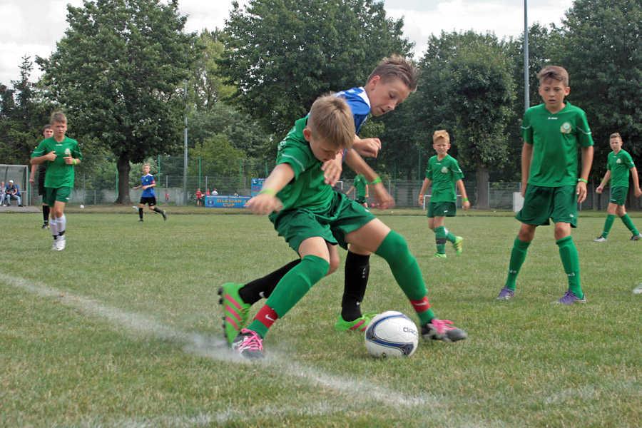 Wielkie dziecięce granie. Przed nami Silesian Autumn Cup