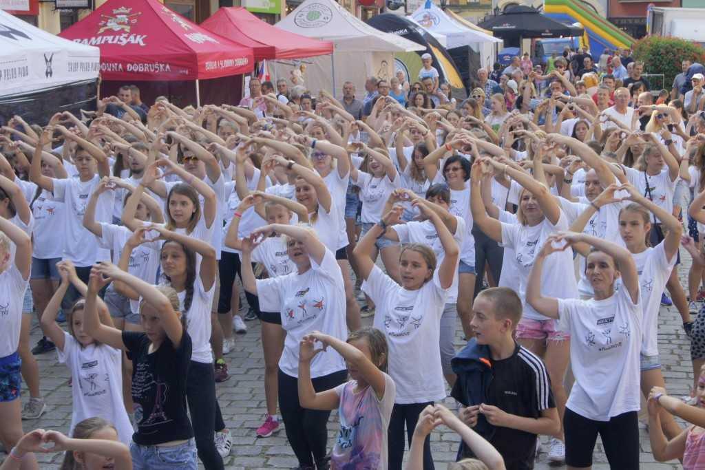 Świdnica zatańczyła (FOTO)