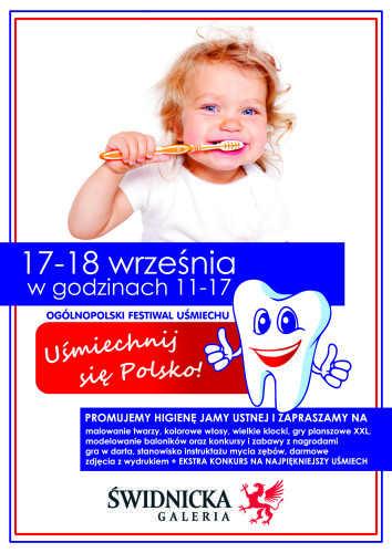uśmiech-plakat