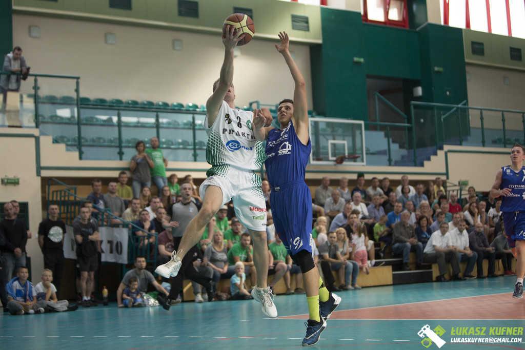 Koszykarze Prakto-Polonii znów przegrali