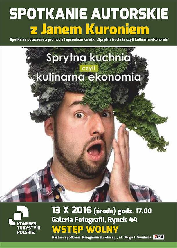 Spotkania autorskie w ramach Kongresu Turystyki Polskiej
