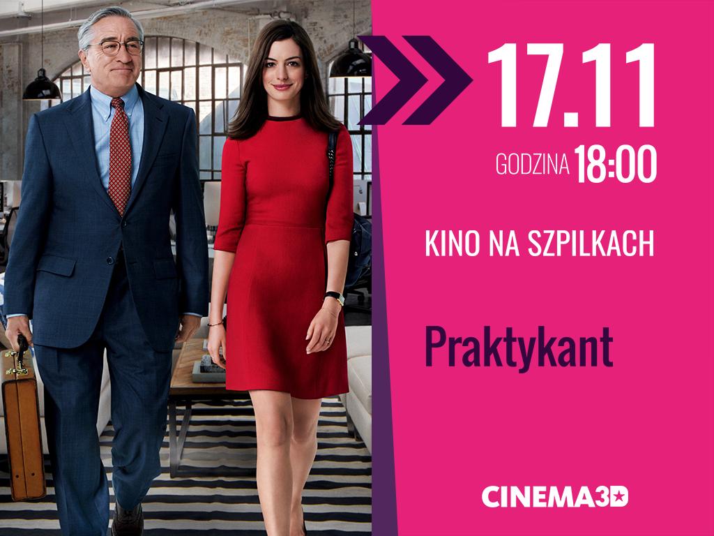 Wygraj bilety na czwartkowe Kino na Szpilkach