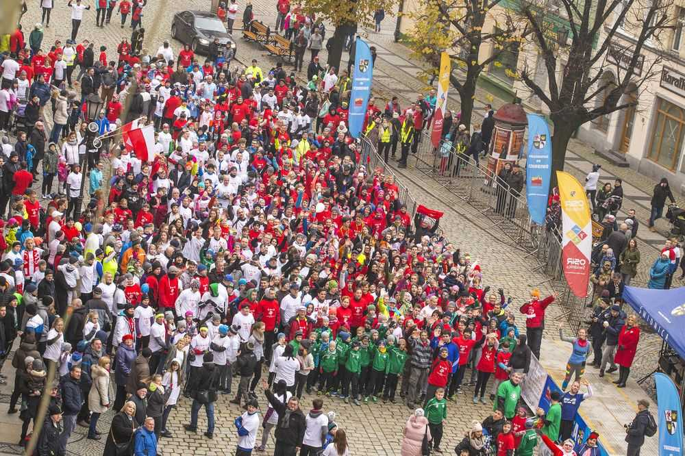 Bieg Niepodległości znów z rekordem (FOTO)