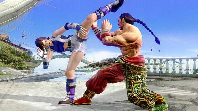 Turniej Tekkena 6 na wielkim ekranie