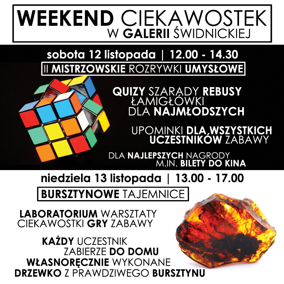 weekend ciekawostek fb