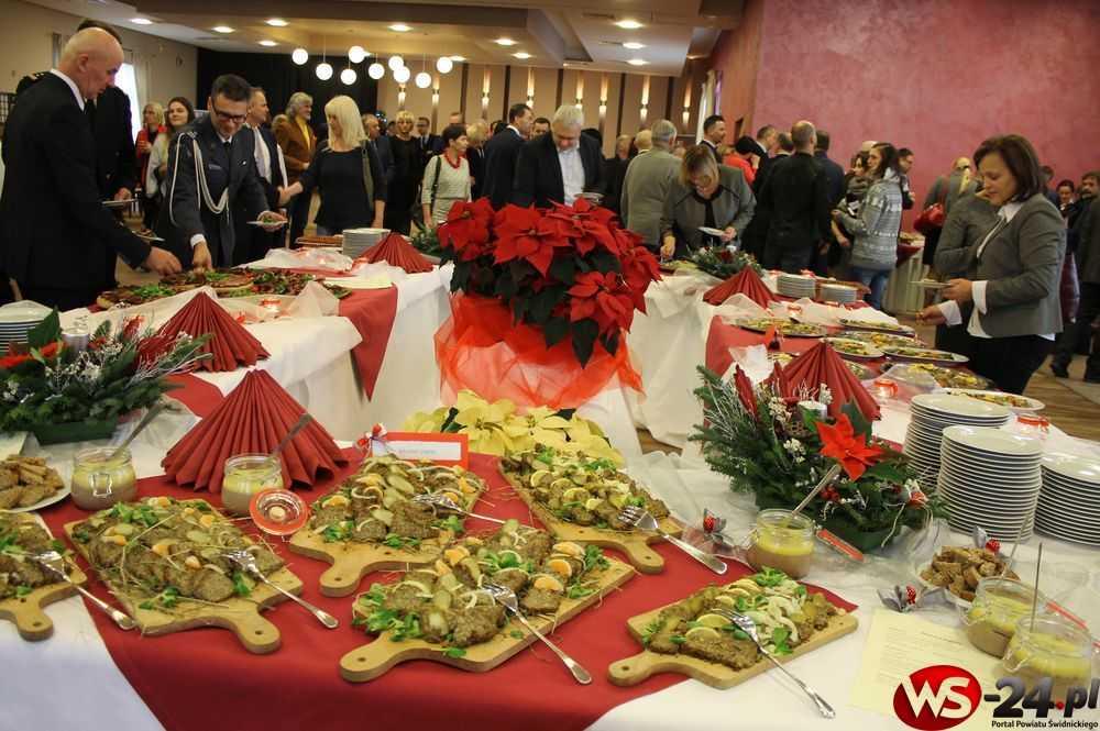 Pysznie i zdrowo na Gali Bożonarodzeniowej (FOTO)