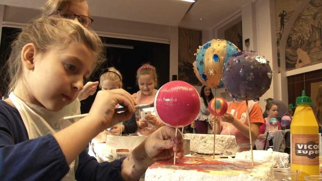 Bombowe malowanie (FOTO/VIDEO)