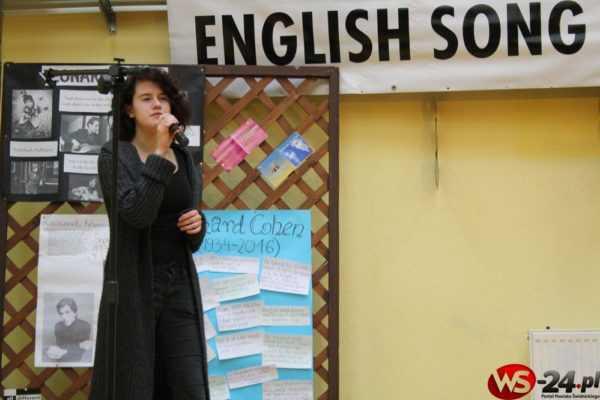 Angielski znają śpiewająco (FOTO/VIDEO)