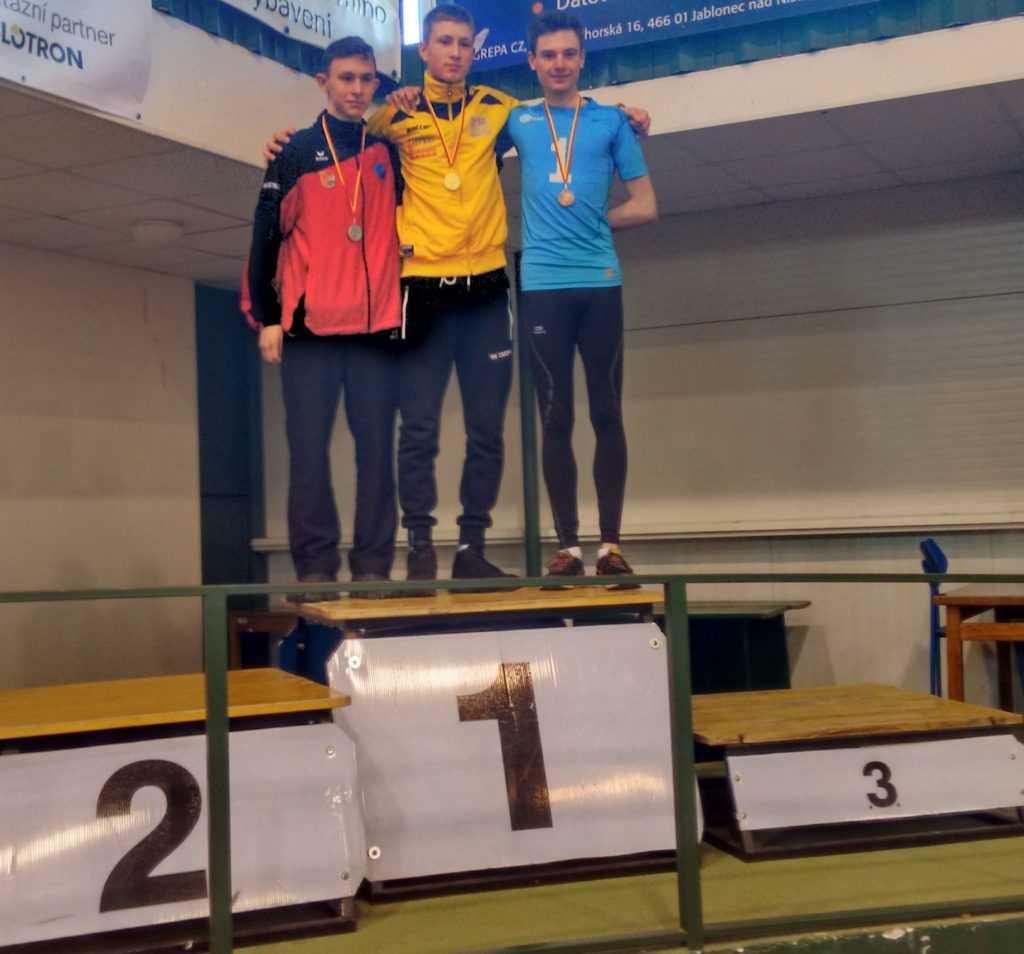 Olimpia biegała w Czechach