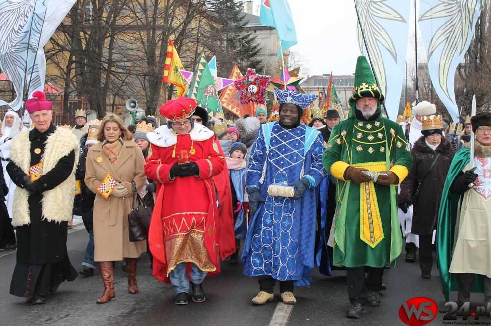 Trzej królowie z osiołkami zawitają do Świdnicy