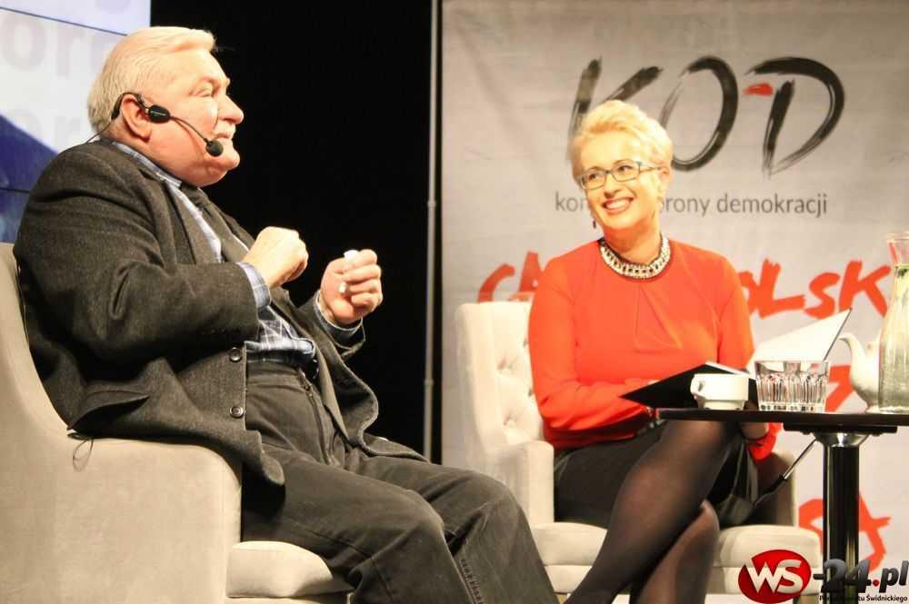 Lech Wałęsa: Budujcie nowy świat na wartościach (FOTO)