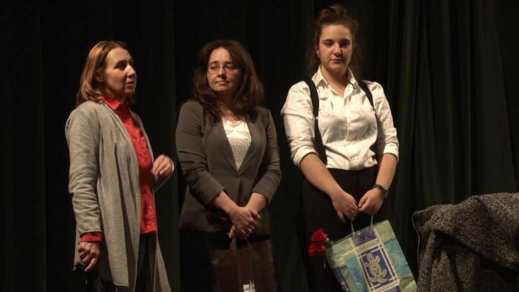 Pokazali teatralne zdolności (VIDEO)