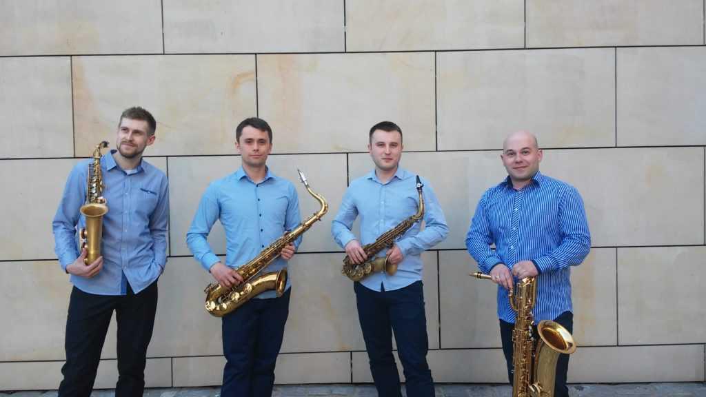 Nowojorskie trio i saksofonowy kwartet na Nocach Jazzowych