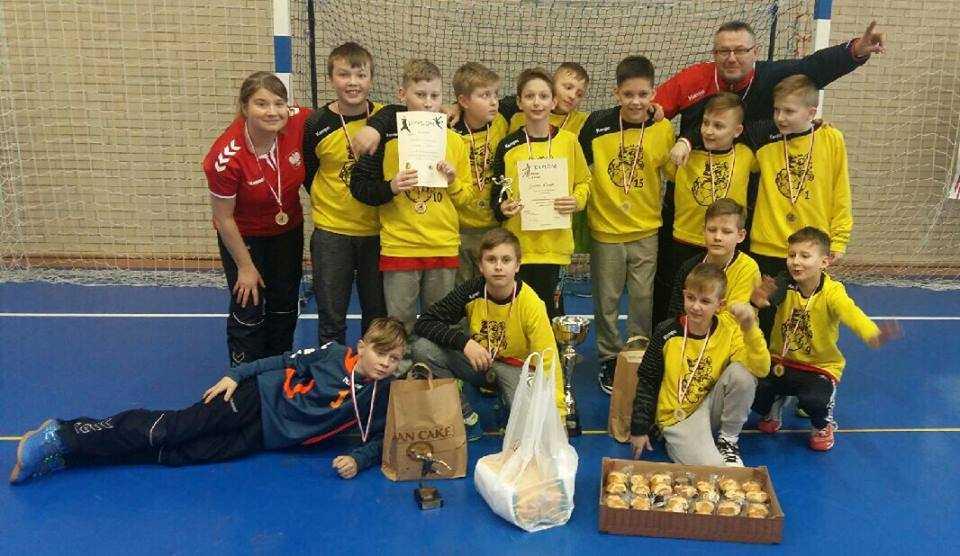 Młody ŚKPR wygrał Caban Cup
