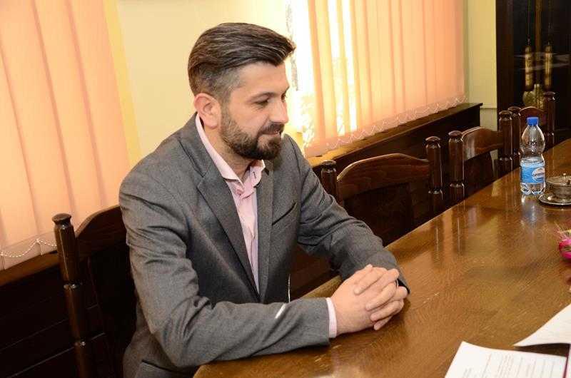 Nowy dyrektor Gminnego Centrum Kultury i Sportu w Żarowie