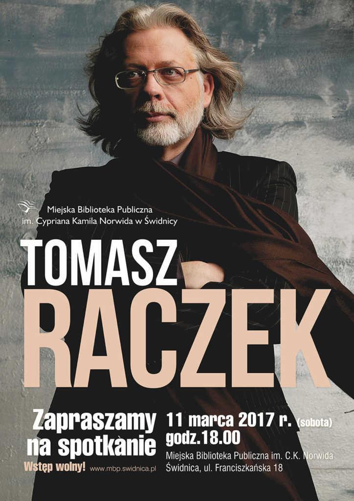 Tomasz Raczek w Świdnicy