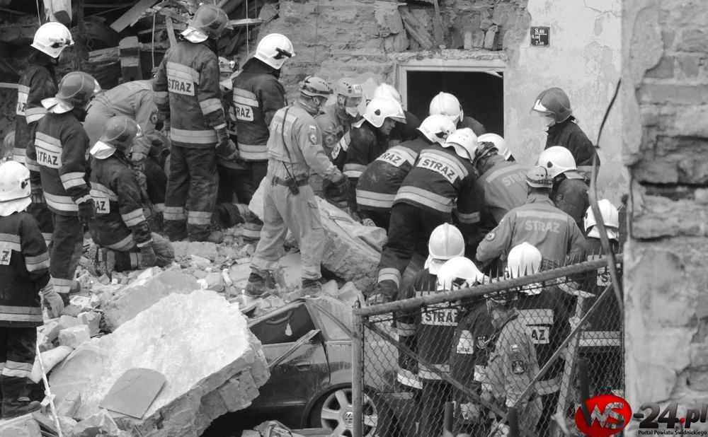 Msza za ofiary katastrofy