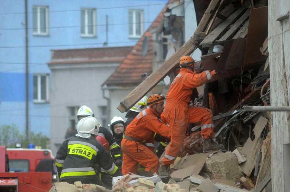 Ponad 90 tysięcy złotych dla ofiar katastrofy