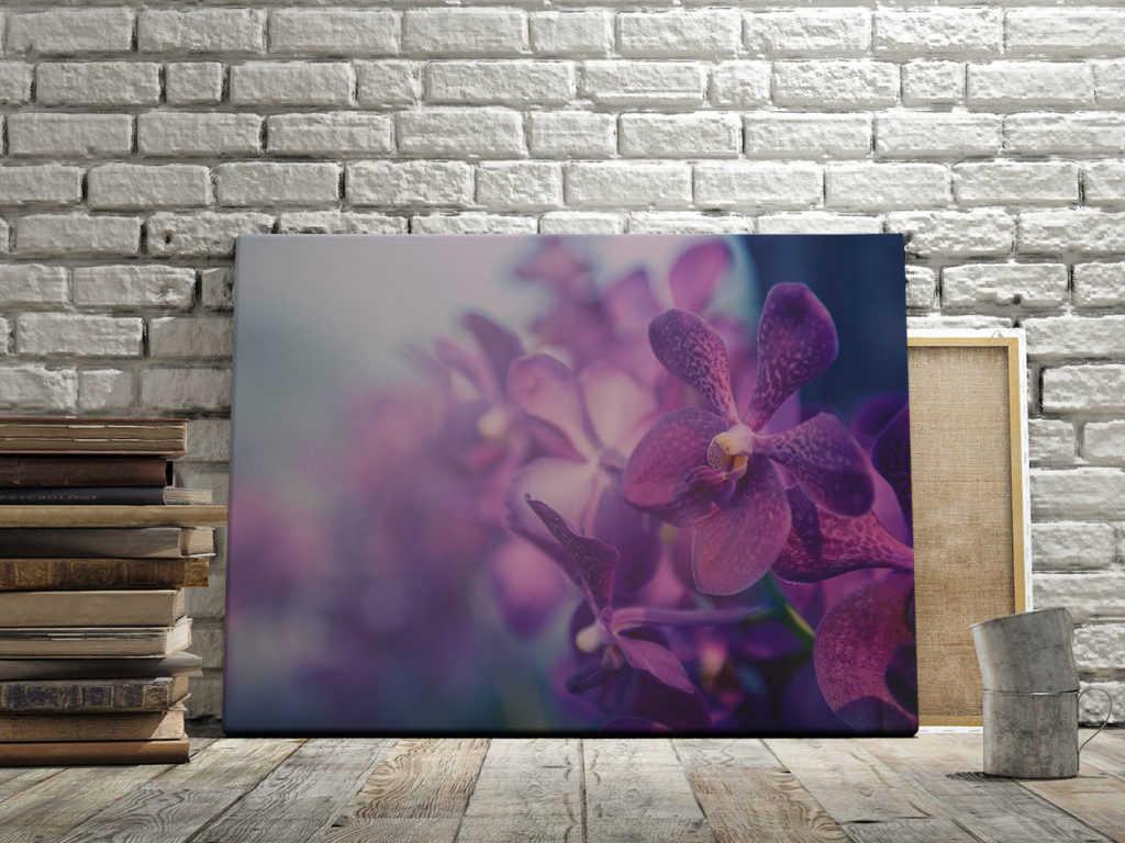 Na wiosnę wybierz obrazy z kwiatami!