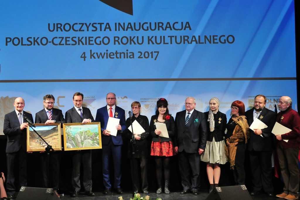Inauguracja Polsko-Czeskiego Roku Kulturalnego
