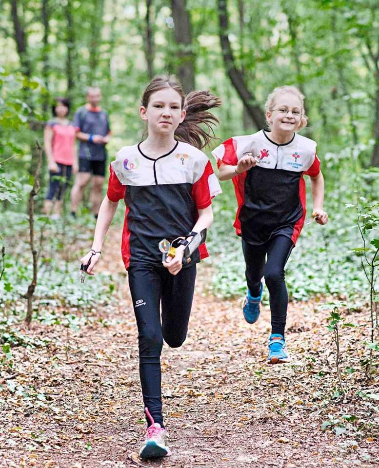 Trening biegowy… na orientację