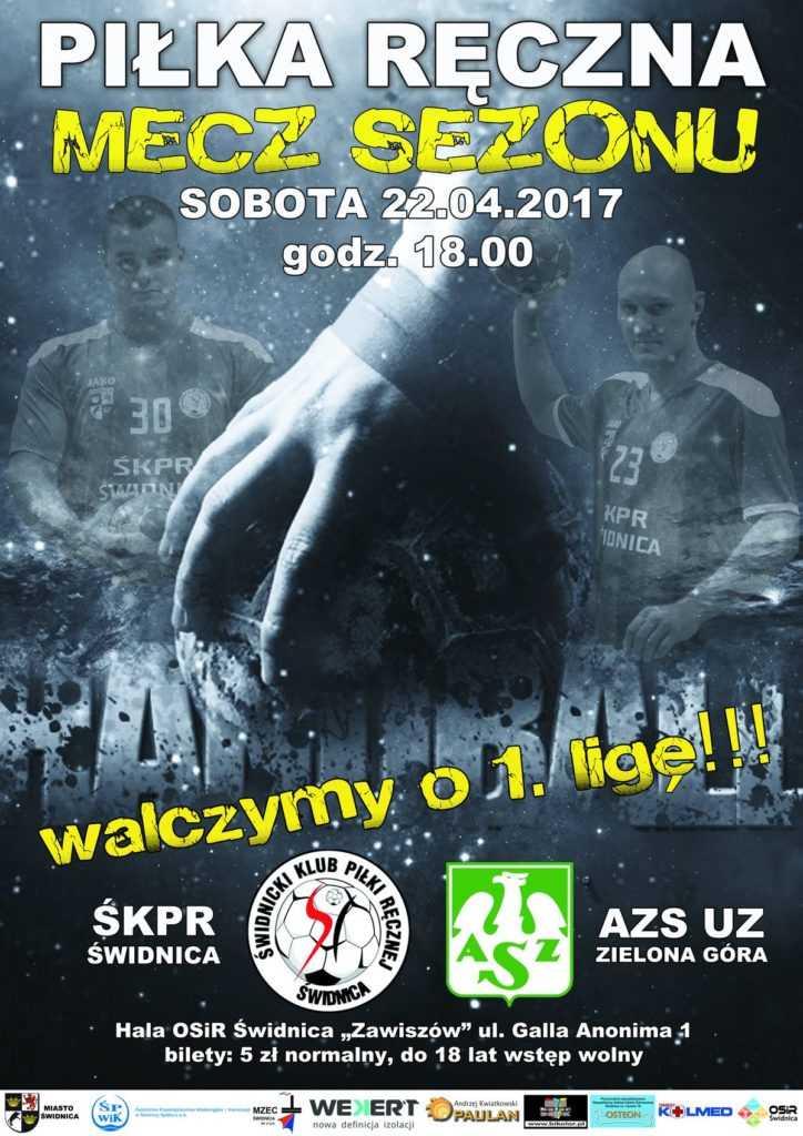 Z AZS-em Zielona Góra o I ligę!