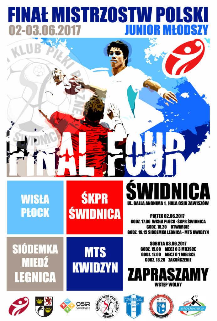 Młody ŚKPR zagra o medale Mistrzostw Polski. Final Four w Świdnicy!