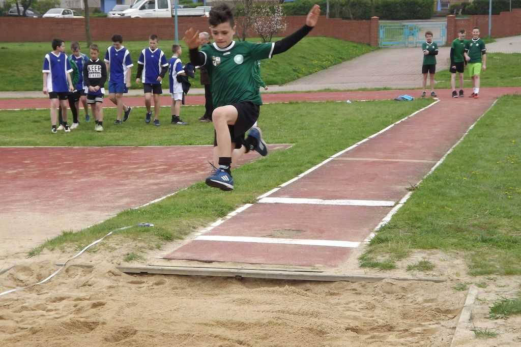 Lekkoatleci na start (FOTO)