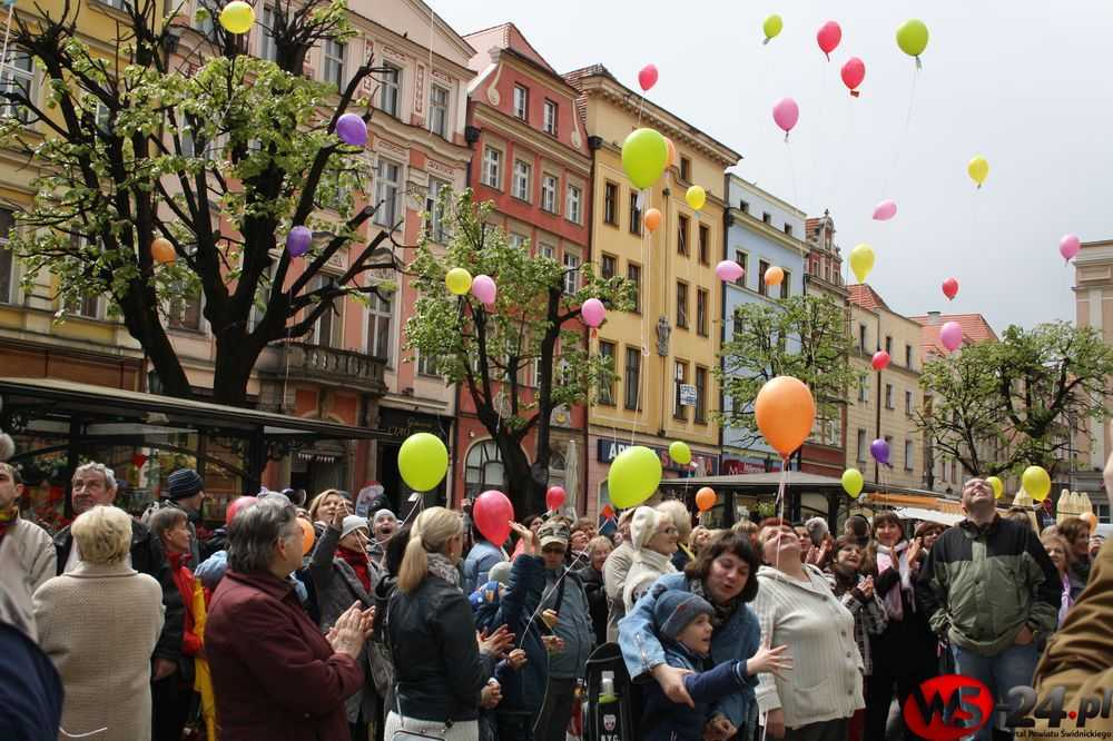 Balony z marzeniami poleciały do nieba! (FOTO)