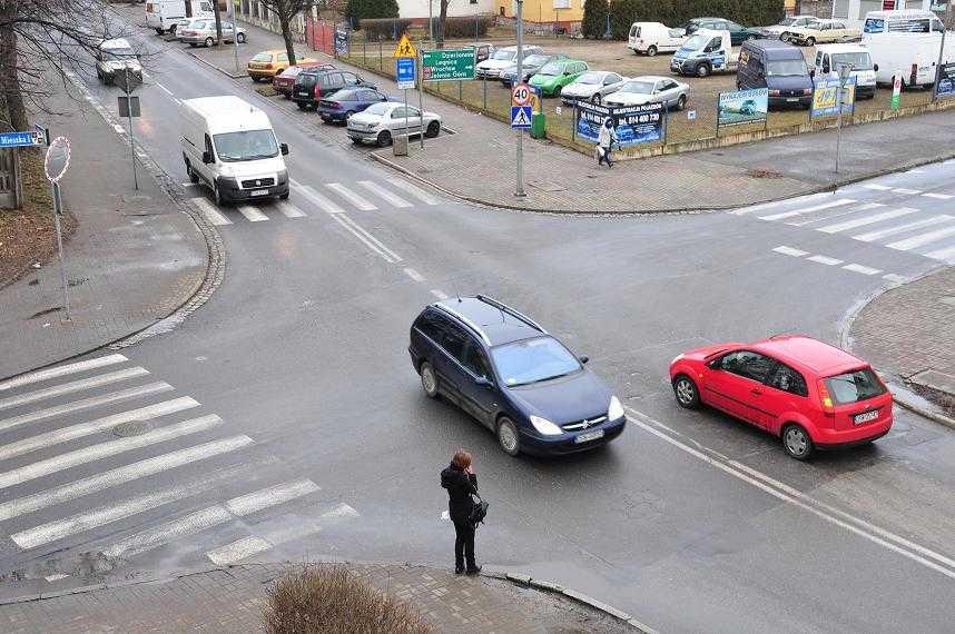 W sobotę rusza przebudowa niebezpiecznego skrzyżowania