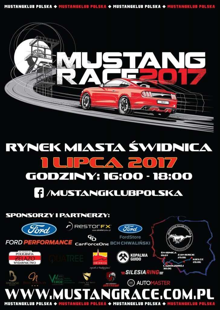 Mustang Race w Świdnicy. Zobacz perełki motoryzacji